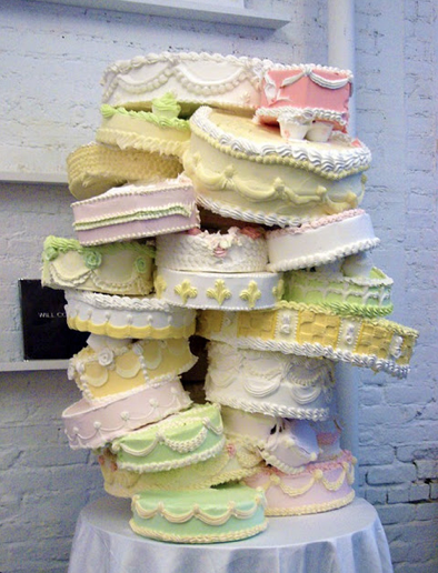The history of wedding cakes granny in training every bride and groom deserves a wedding cake junglespirit Gallery