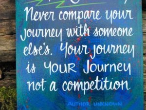 Your Journey Is Your Own