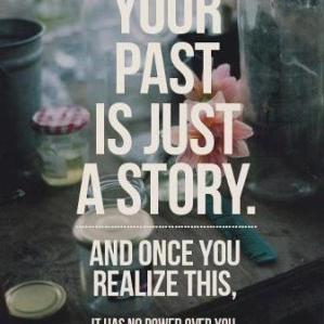 Your Past Is The Past